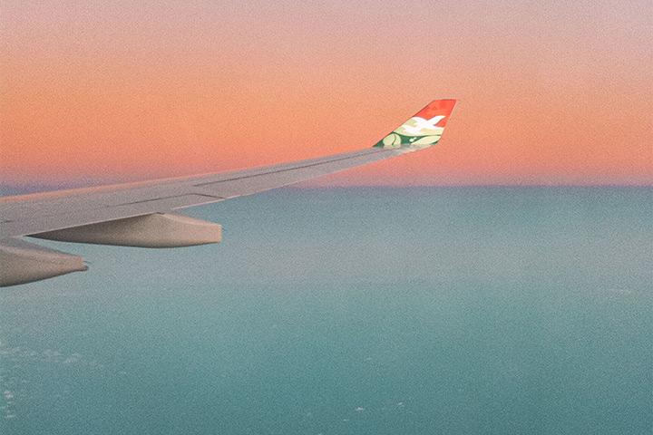 air seychelles on a budget